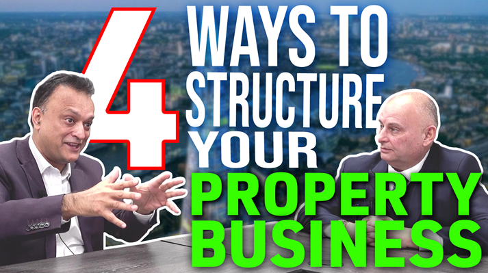 Four Property Investment Structures – Video Interview