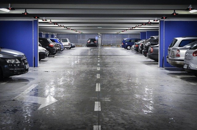 How to address loss of income from car parking space?