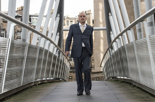 How Shaf Rasul from BBC Dragons Den got started in property