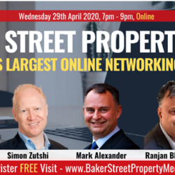 Save The Date – 29th April 2020 @ 7pm