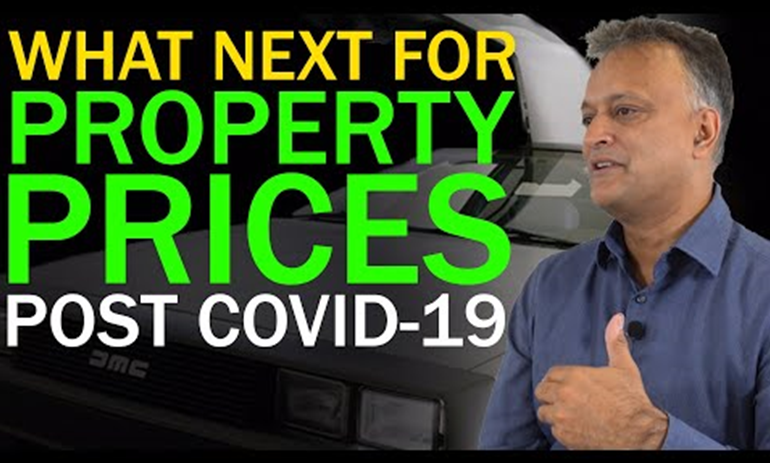 What Next For Property Prices Post Covid-19?