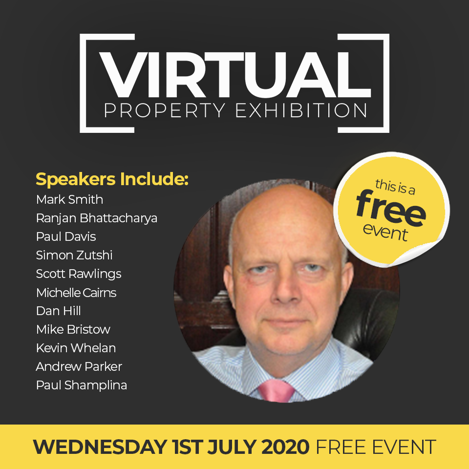 Meet Mark Smith (Barrister-At-Law) at the Virtual Property Exhibition