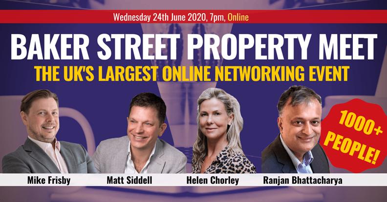 Baker Street Livestream Wednesday 7pm