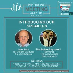 Mark Smith (Barrister-At-Law) – Partners in Property Mastermind Session