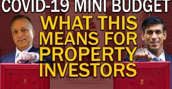Covid-19 Mini Budget: What this means for property investors
