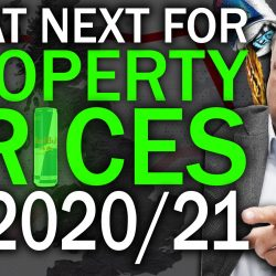 Property Prices in a Recession: What's Going On?