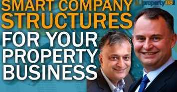Smart Property Company Structures