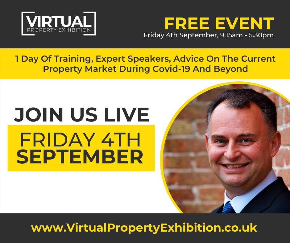 Friday 4th September: Important Property Market update