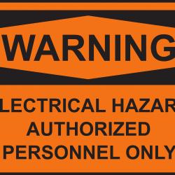 Electric safety certificate/CCU/fuse board