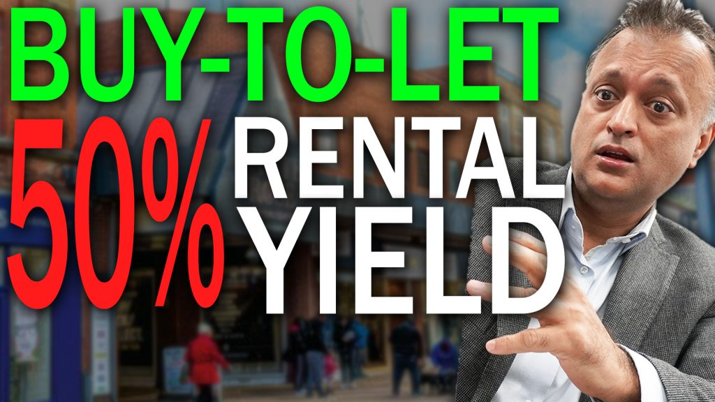 50% rental Yield On Commercial Buy To Let Property!