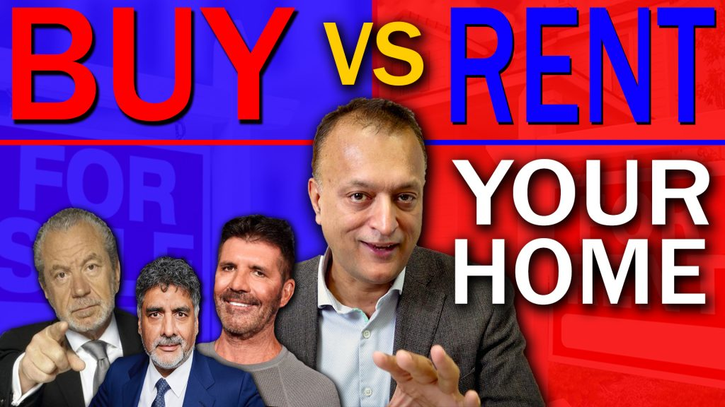 Renting Vs buying a home in 2021