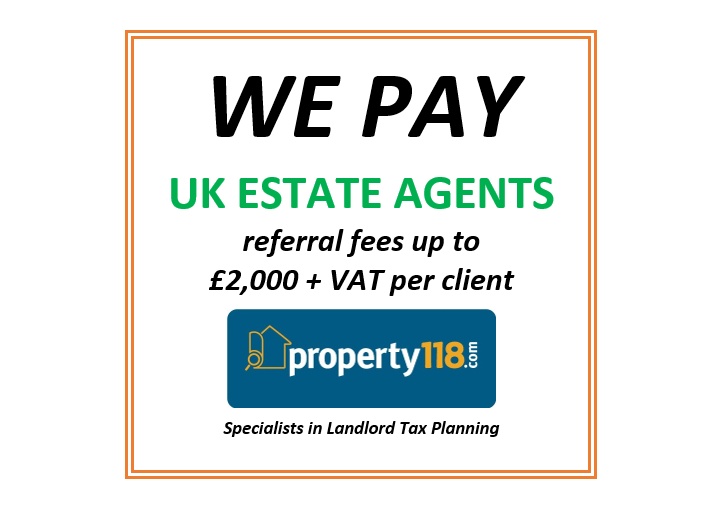 Become a Property118 Affiliate
