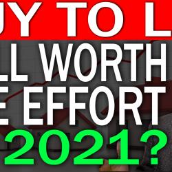 Is Buy To Let Worth The Effort In 2021?