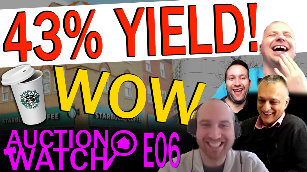 An Incredible 43% Yield Property!