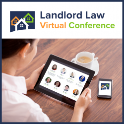 The Landlord law Virtual Conference 2021
