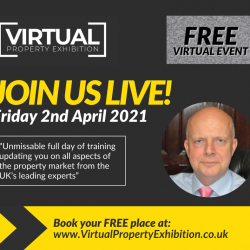 Join Mark Smith at the pin Virtual Property Exhibition on Friday 2nd April