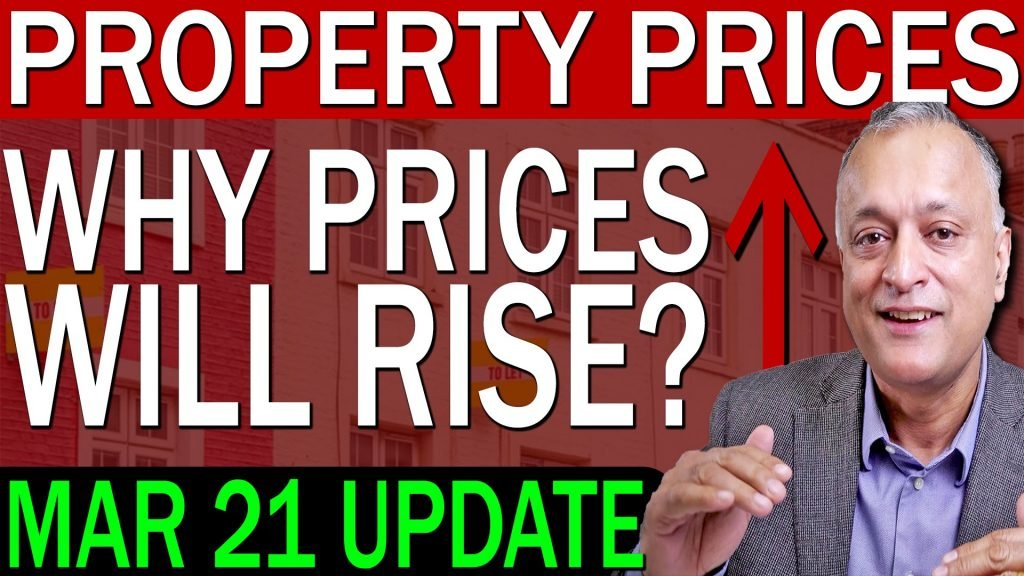 Why UK Property Prices Will Rise in 2021