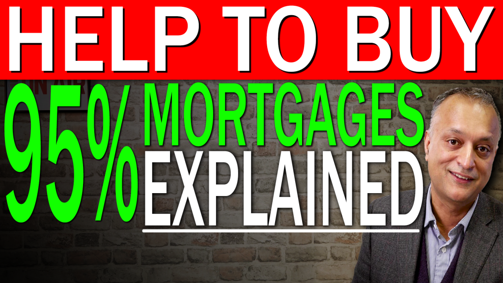 95% Mortgages Explained – And its not just for First-time buyers!