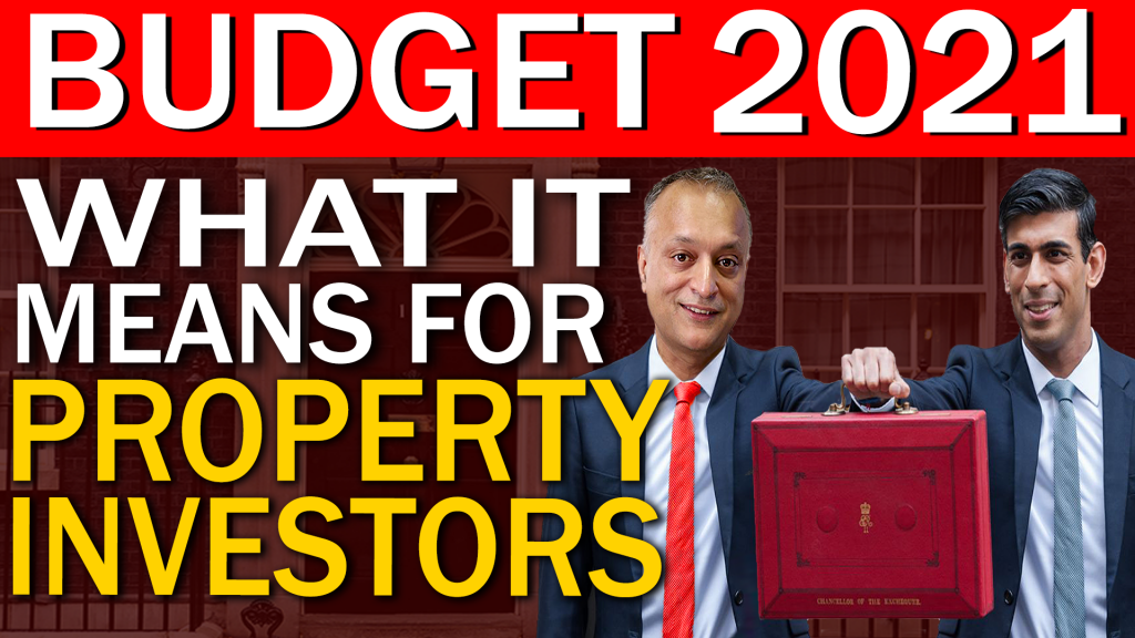 Budget 2021 – What It Means For UK Property Investors
