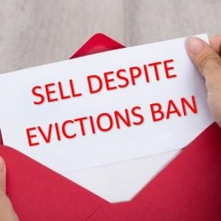 Helping Landlords Sell despite evictions ban extension to 31st May