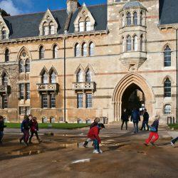 Oxford pushing through revenue generating licensing scheme