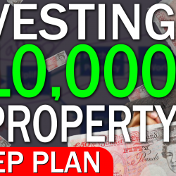 How to start property investing UK with £10,000