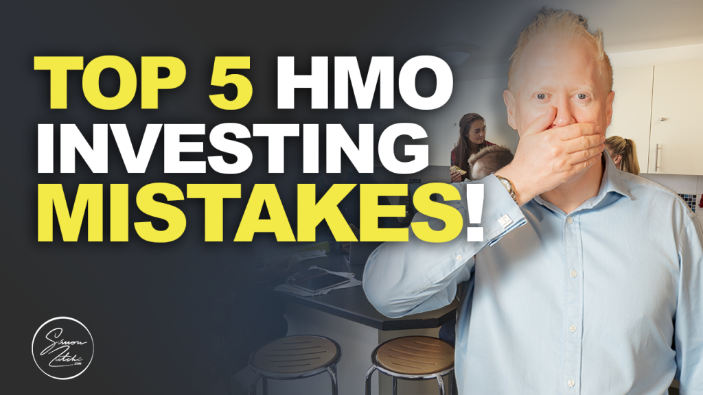 Top 5 HMO investing mistakes