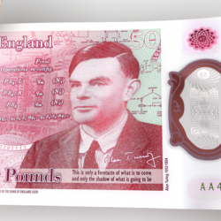 New polymer £50 note from 23rd June