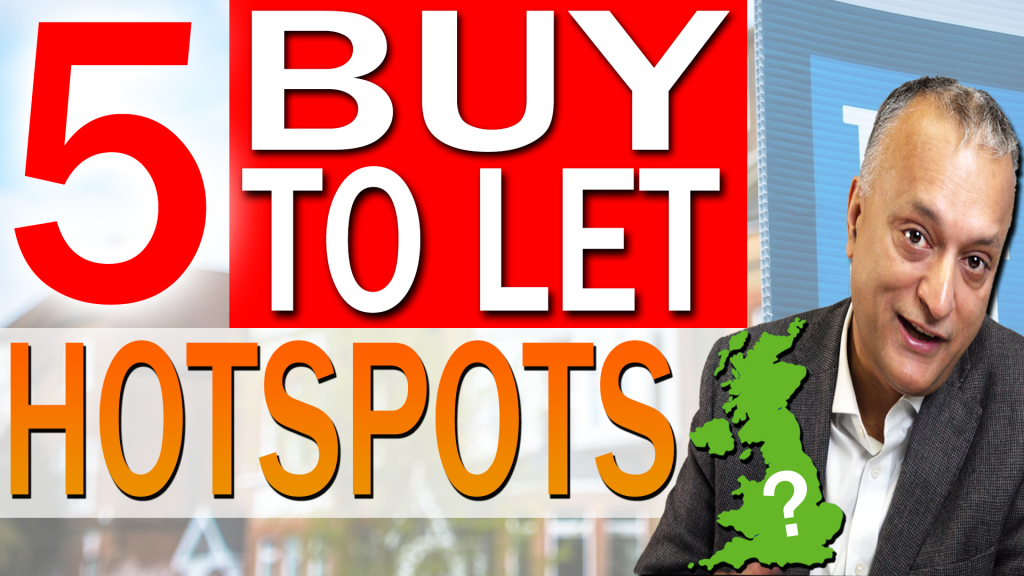 5 Top UK Buy To Let Property Investment Hotspots