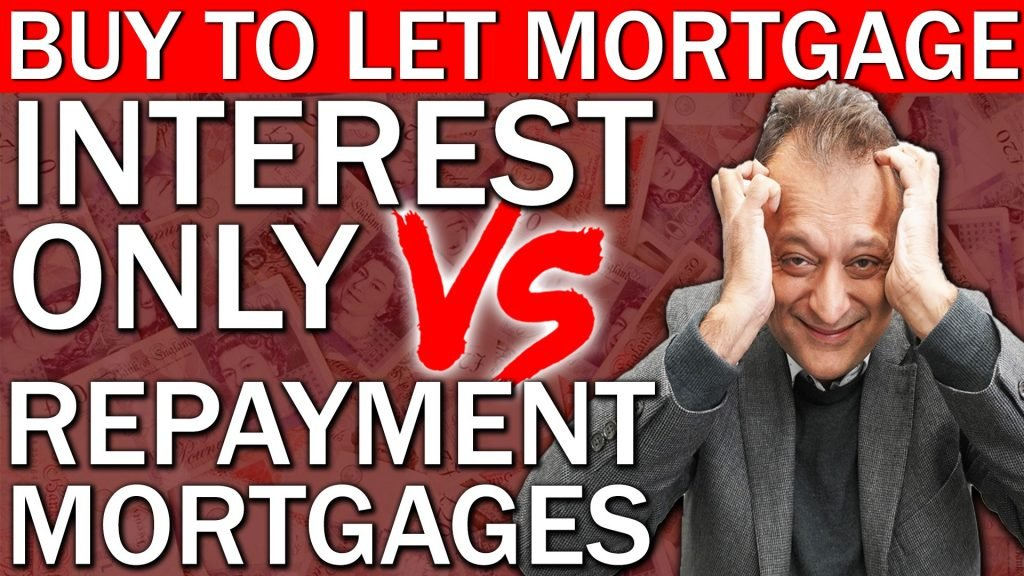 Interest Only vs Repayment on Buy To Let Mortgages