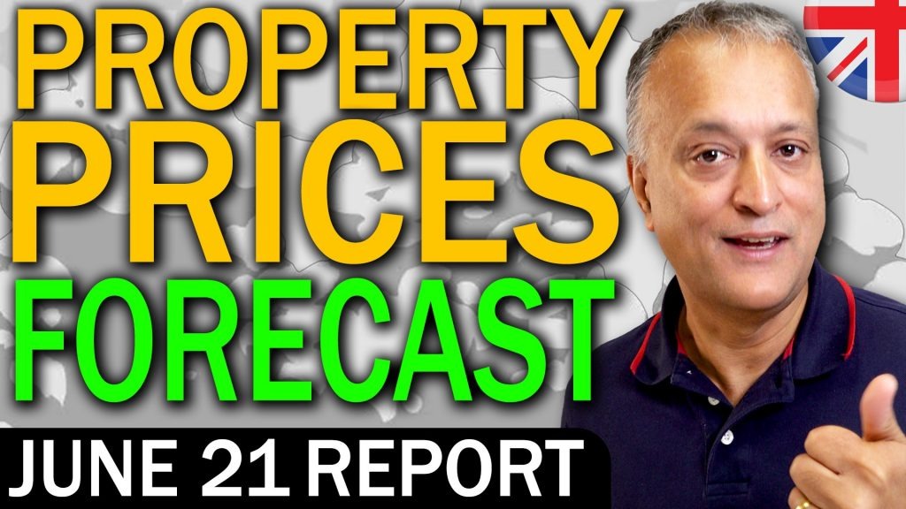UK Property Prices Forecast & Why The Property Price Boom Will Last – June 21 Report