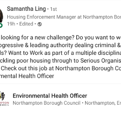 Judge tears into Northampton Council's Samantha Ling and her department