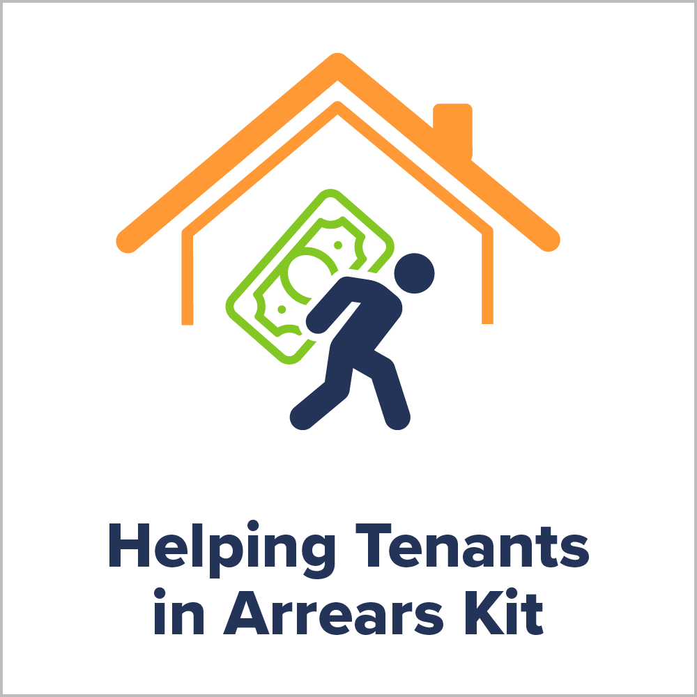 A kinder way to deal with tenants who are not paying rent