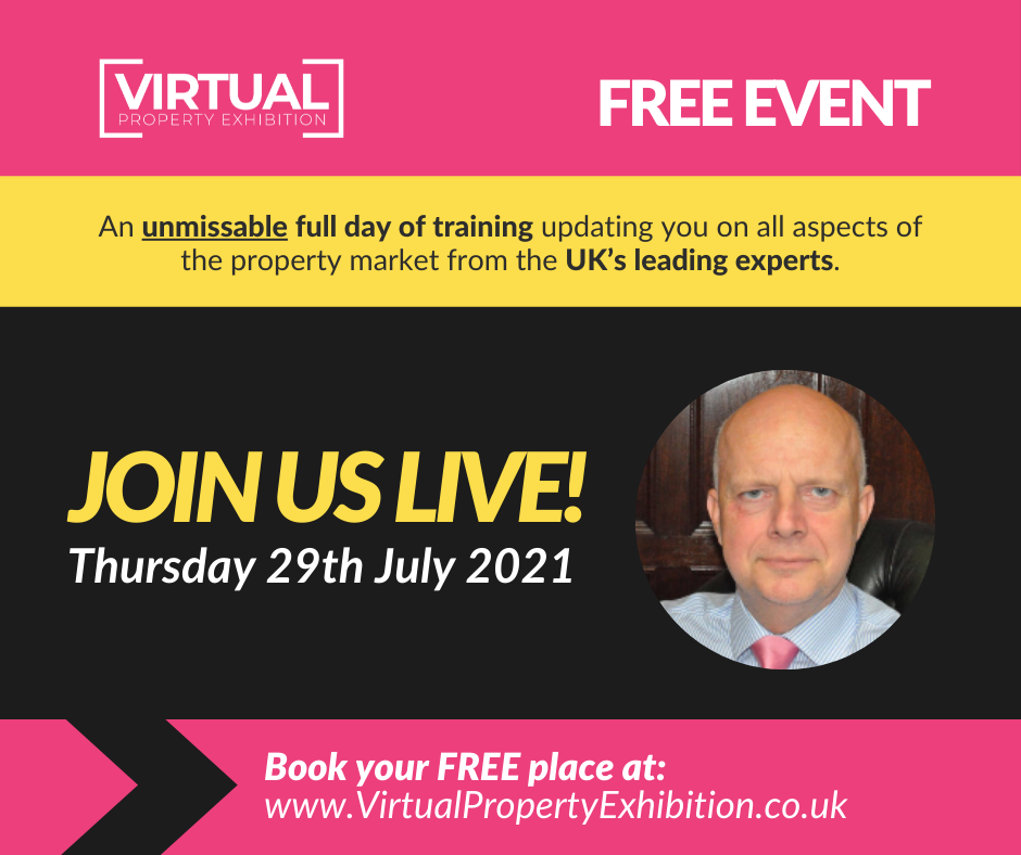 Meet Mark Smith (Barrister-At-Law) live Thursday 29th July