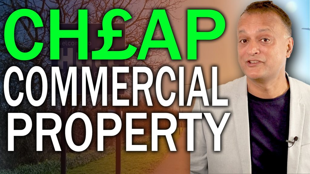 How To Buy Commercial Property Cheap
