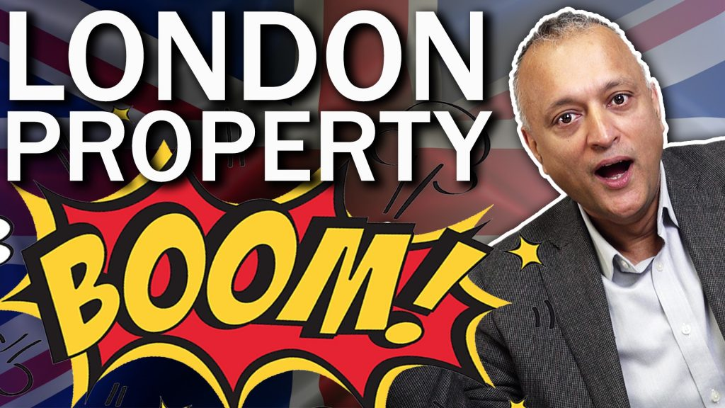 London Property Market is set to Boom and here's why!