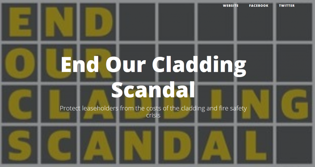 #EndOurCladdingScandal