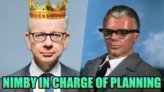 Nimby Michael Gove MP set to HALT biggest planning overhaul ever