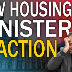 New Housing Minister Good News For Property Investors?