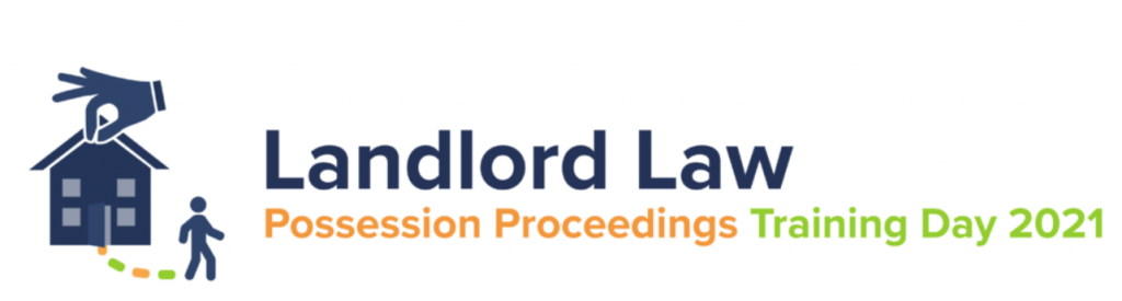 The Possession Proceedings Training Day on 28th September 2021